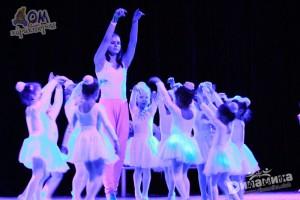 """Новогодний концерт-сказка """"Дом с характером"""""""